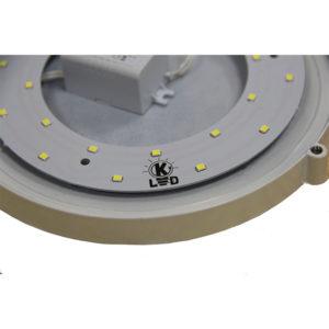 12Вт Светильник ЖКХ с датчиком движения OK-HL-12-СSLM-112