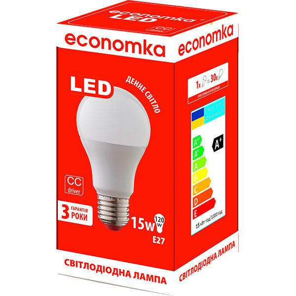 Economka-LED-А60-15W-E27-4200