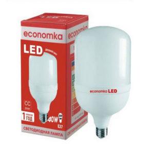 Лампа світлодіодна  Экономка LED ZP 40W E27-42